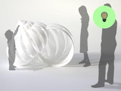 SLICED SHELL / SCULPTURE