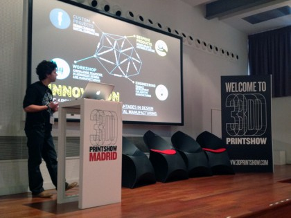 RECAP OF OUR PARTICIPATION AT 3D PRINTSHOW MADRID