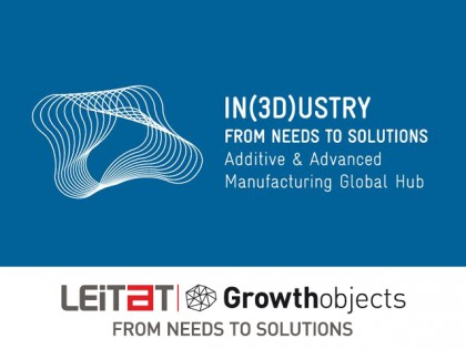 MEET US AT IN(3D)USTRY 2016 BARCELONA